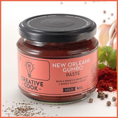 New Orleans Gumbo Paste