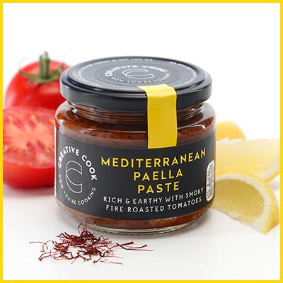 Mediterranean Paella Paste