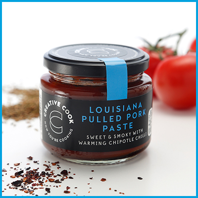 Louisiana Pulled Pork Paste
